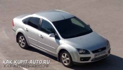 Пример покупки БУ авто