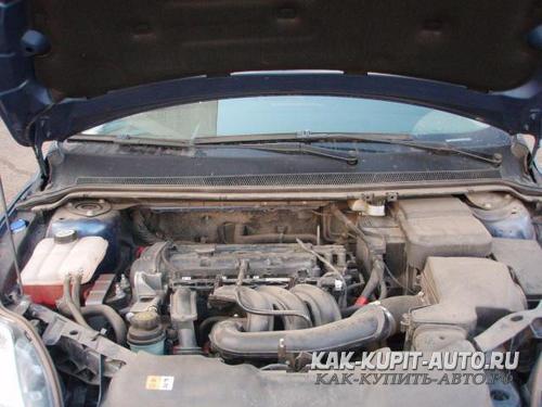 Форд Фокус 2 двигатель 1.4
