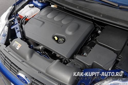 Форд Фокус 2 турбодизель Duratorq-TDCi