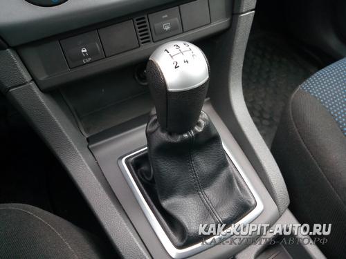 Форд Фокус 2 МКПП