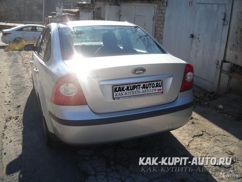 Форд Фокус 2 седан