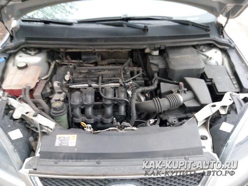Форд Фокус 2 двигатель 1.6 100 л/с Ti-VCT