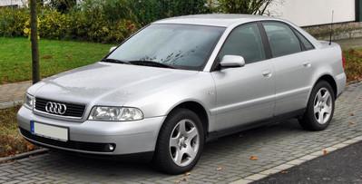 Audi A4 B5 рестайл