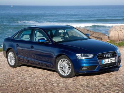Audi A4 B8 рестайл