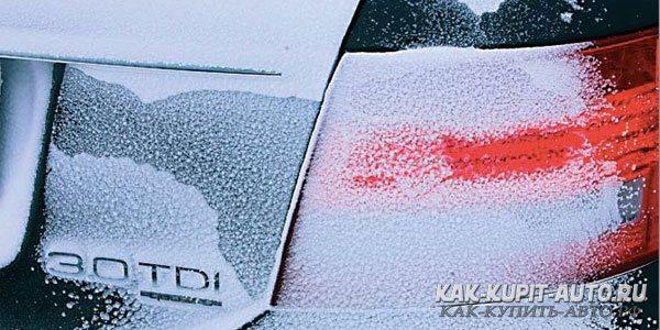 Зимняя эксплуатация дизеля