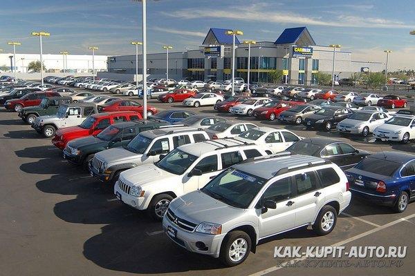 Когда лучше покупать подержанный автомобиль?