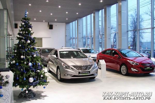 Когда выгодней покупать новый автомобиль?