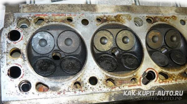 Как выбрать двигатель: число клапано в на цилиндр