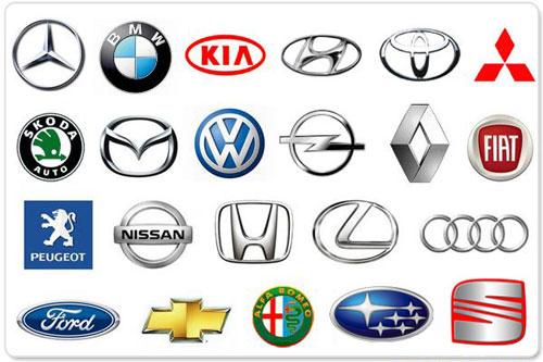 Выбираем марку и модель автомобиля