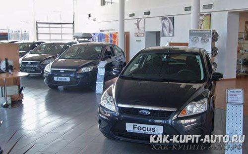 Техобслуживание автомобилей Ford