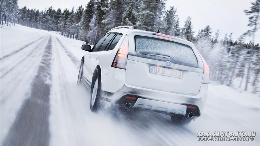 тест-драйв автомобиля Оценка динамики