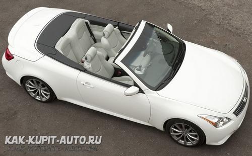 Кабриолет - автомобиль без жесткого верха с двумя рядами сидений