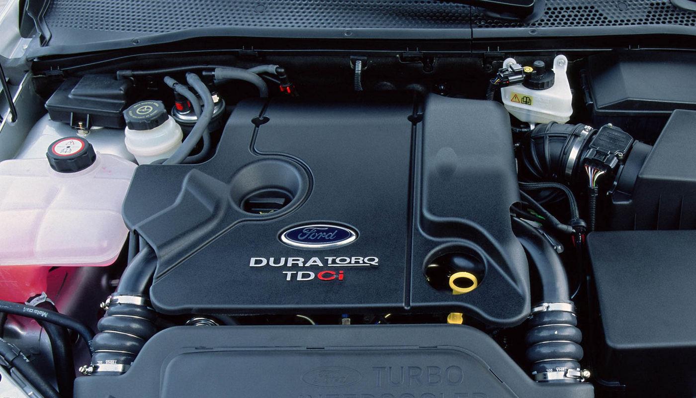 1.8 TDCi под капотом Ford Focus (1)