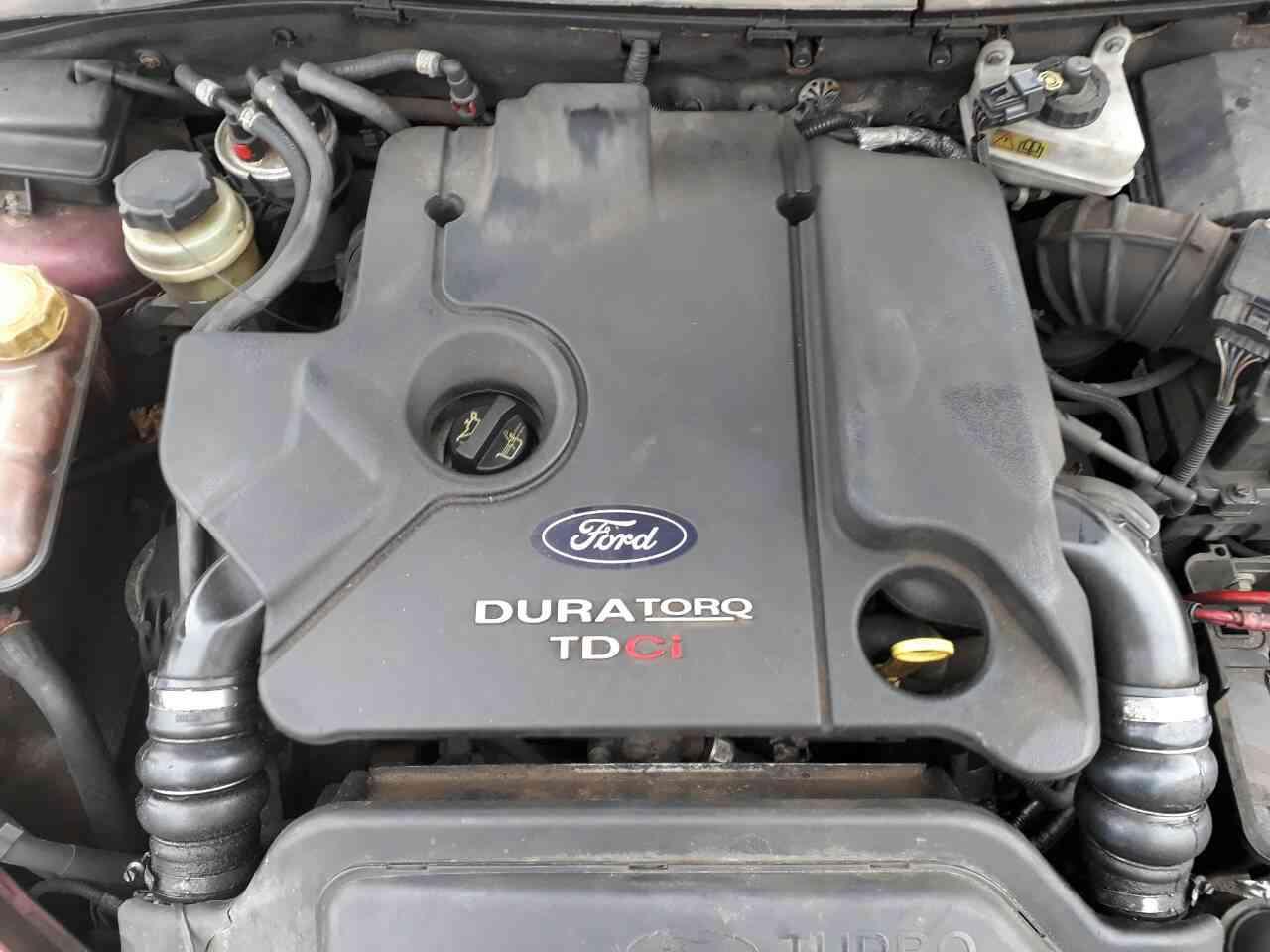 Крышка двигателя TDCi 1.8