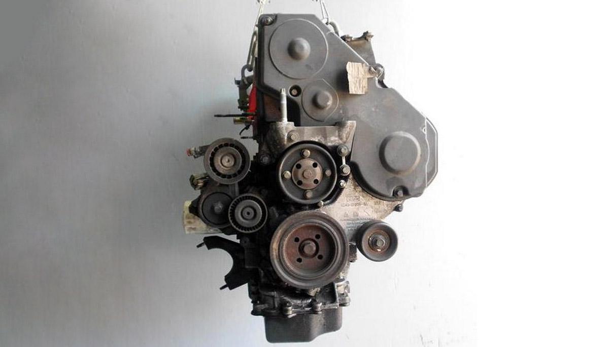 Привод ГРМ и ТНВД дизеля Ford 1.8